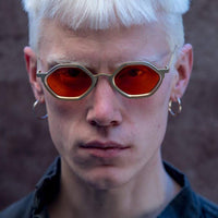 Capote Eyewear - 417HZ Gold | Red
