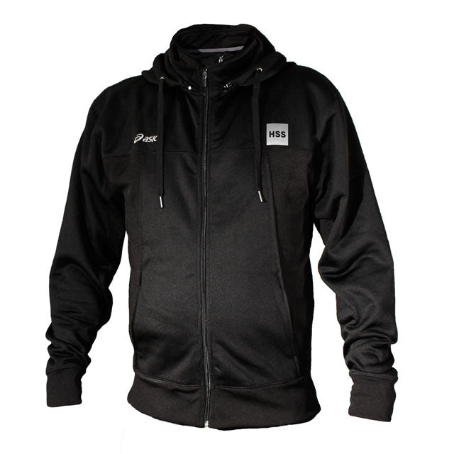 Men's Asics Poly Tech Zip Hoodie