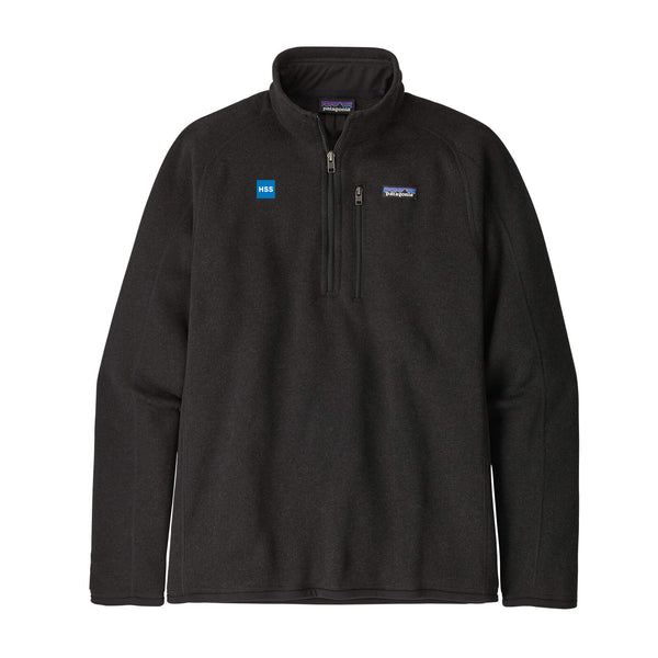 HSS Patagonia Better Sweater - Men's Black