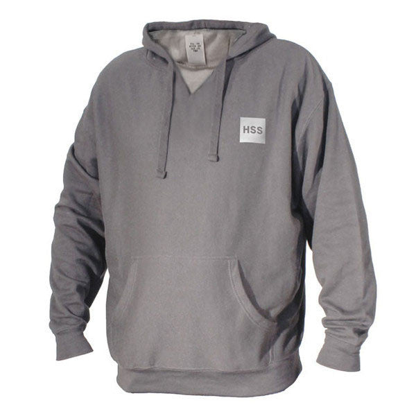Women's Heavyweight Hoodie - Sport Grey
