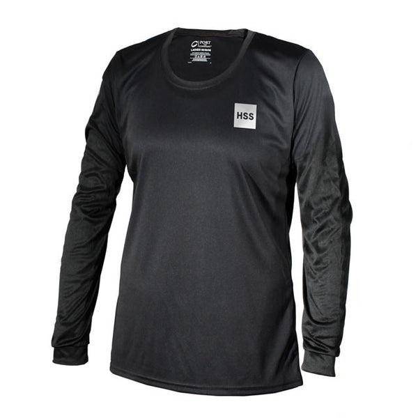 Women's Long Sleeve Performance Shirt