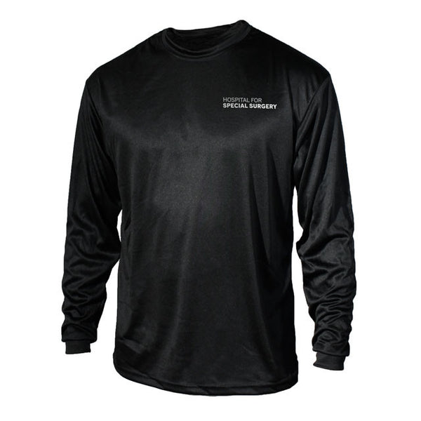 "Men's ""Back In The Game"" Long Sleeve Performance Shirt"