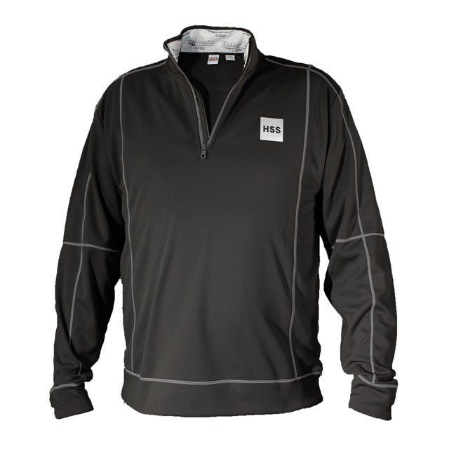 Men's Quarter Zip Pullover Sweatshirt