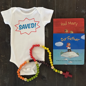 Get Saved! The Perfect Baptism Gift (That You Actually Want To Give)