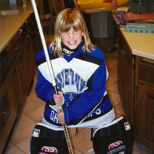 The Hockey Jacket—Personalization Desperation