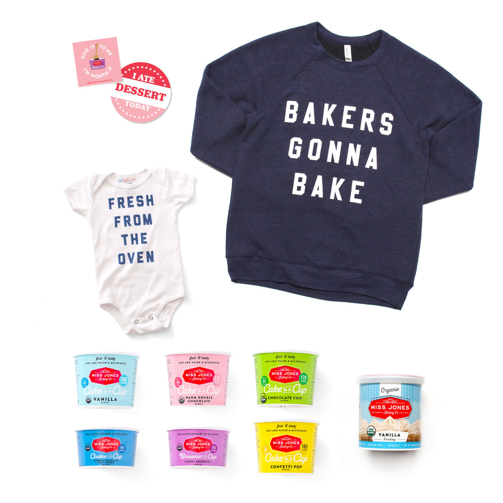 Baker Babe New Mom + Mom to Be Gift Set