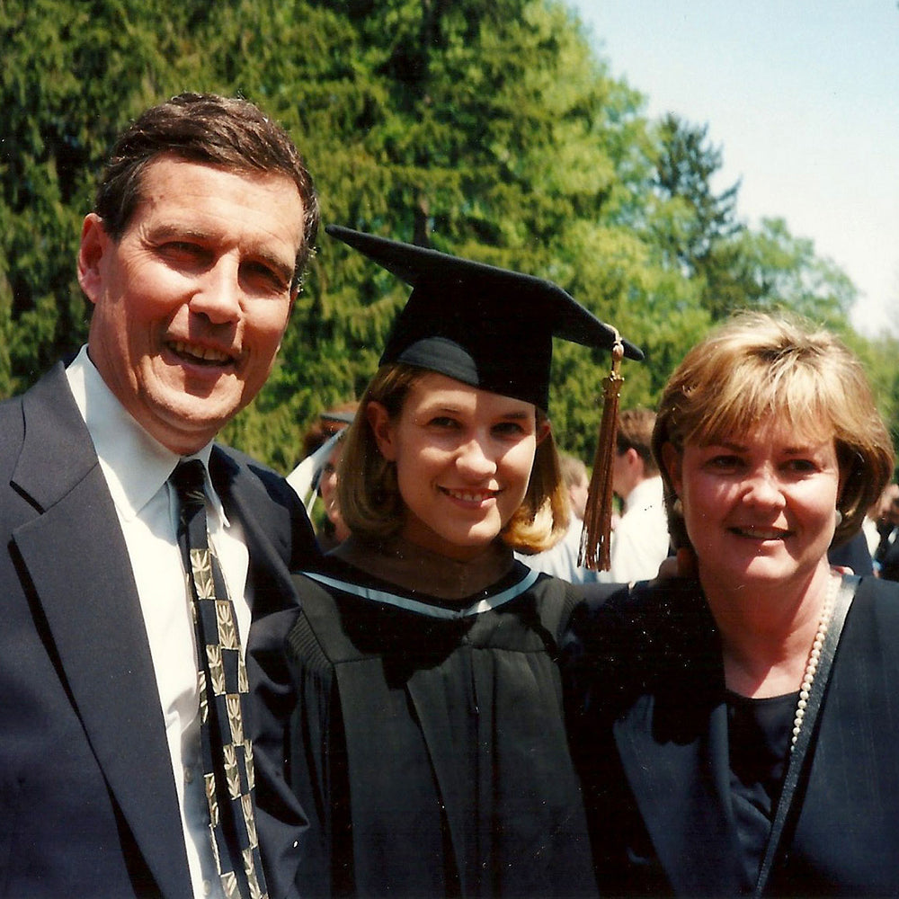 Maggie Allen College Graduation - Post Hodgkins Treatment