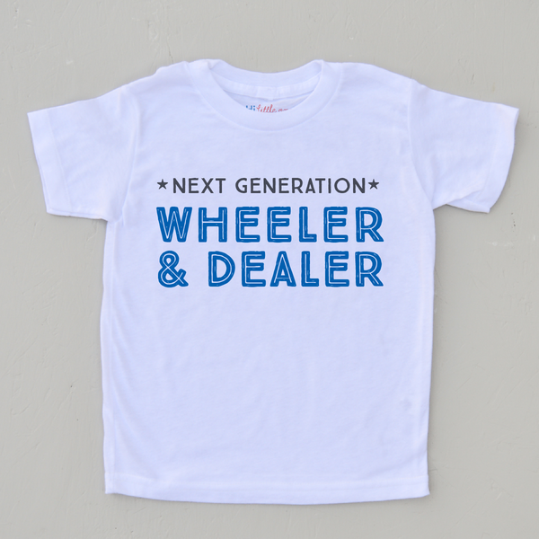 Personalized t-shirt for kids