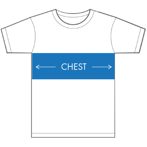 kids t-shirt sizing guide
