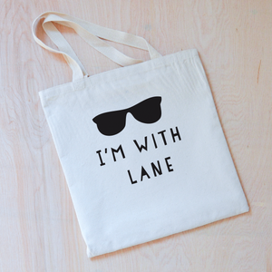 Cool Kids Personalized Tote at Hi Little One
