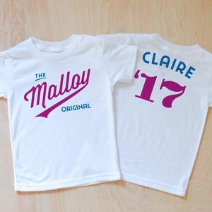 Little League Personalized T-shirt at Hi Little One