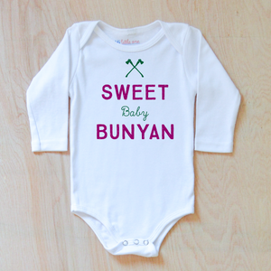 North Country Personalized Onesie at Hi Little One