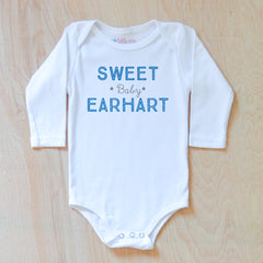Patriot Personalized Onesie at Hi Little One