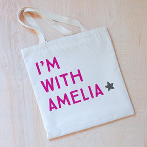 Patriot Personalized Tote at Hi Little One
