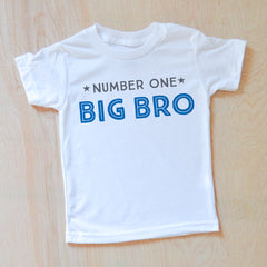 Big Brother T-shirt at Hi Little One