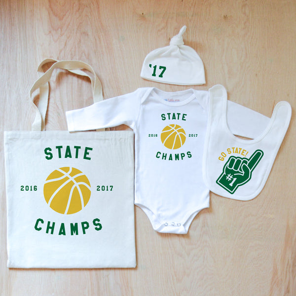 Varsity Personalized 4 Piece Set