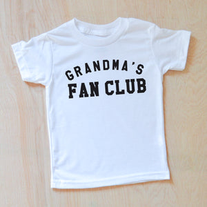 Personalized Fan Club T-Shirt at Hi Little One