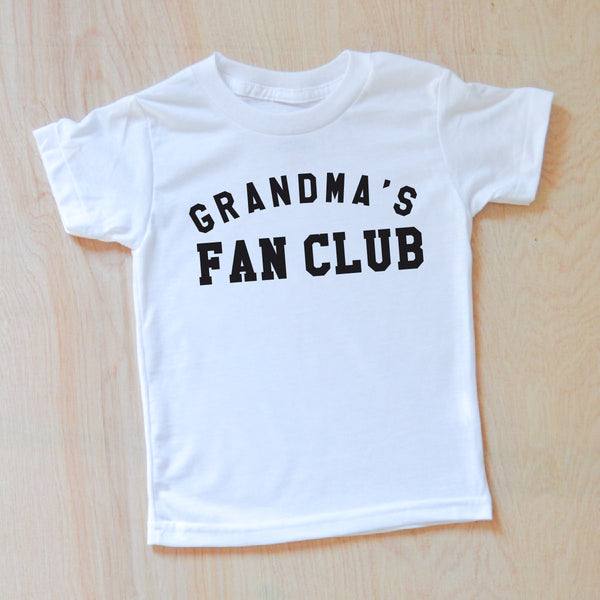 Personalized Fan Club T-Shirt