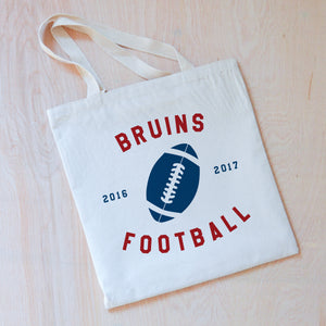 Varsity Personalized Tote at Hi Little One