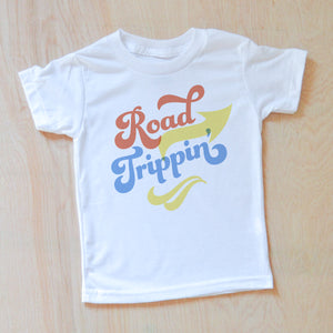 Road Trippin' T-shirt at Hi Little One