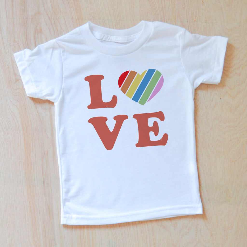 Love Rules T-shirt