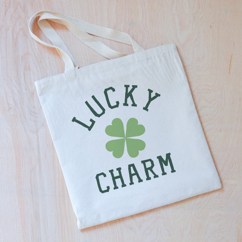 Lucky Charm Tote at Hi Little One