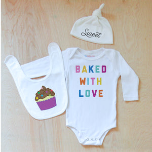 Baked with Love 3 Piece Gift Set {Miss Jones} at Hi Little One