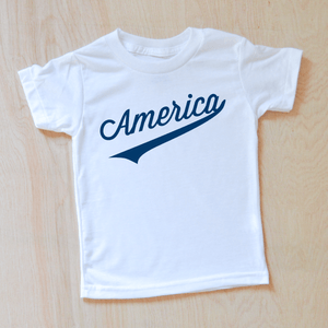 Kids 4th of July T-shirt | America-Inspired Kids Clothes at Hi Little One
