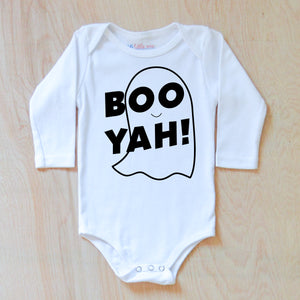 Booya Onesie at Hi Little One