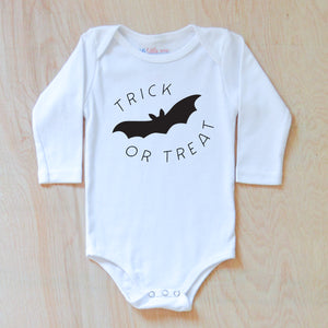 Trick or Treat Onesie at Hi Little One
