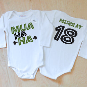 Mua Ha Ha! Onesie at Hi Little One