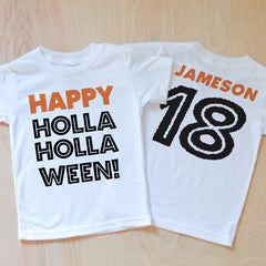 Happy HOLLAween T-Shirt at Hi Little One
