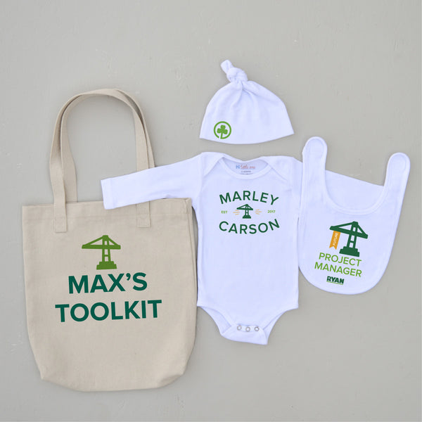 White Label: Ryan Companies 4 Piece Gift Set More Options at Hi Little One