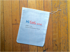 SPDS Baby Onesie with bag at Hi Little One