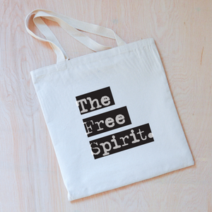 Sibling Space Personalized Tote Bag