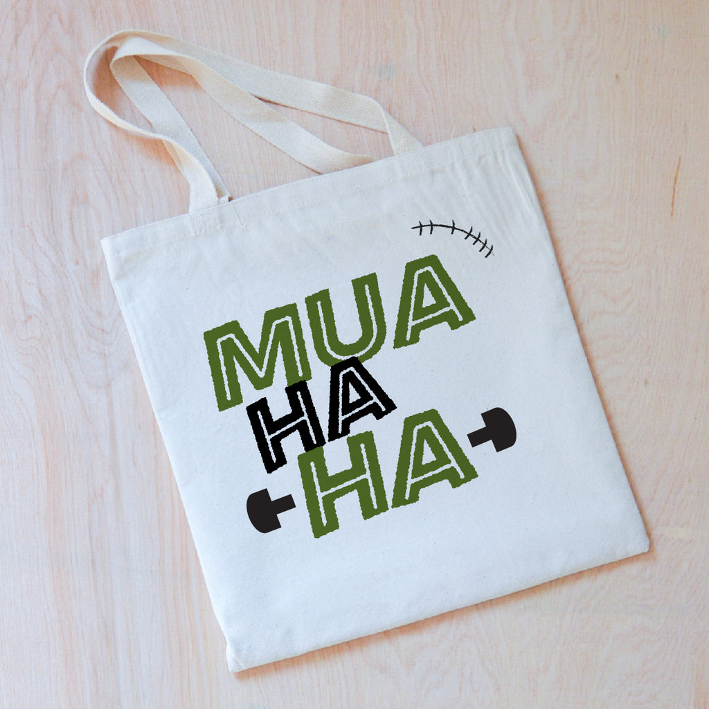 Mua Ha Ha! Trick or Treating Tote