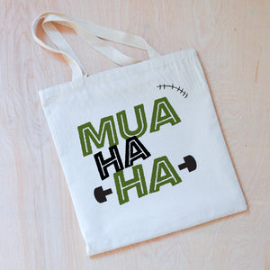 Mua Ha Ha! Trick or Treating Tote at Hi Little One