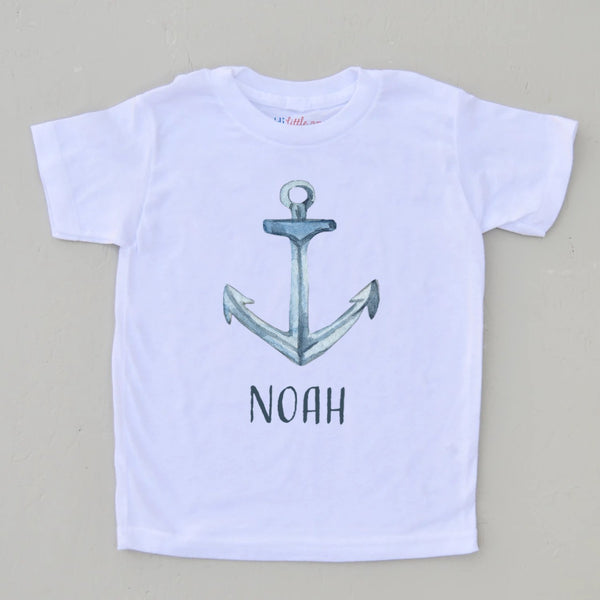 Sail Away T-Shirt at Hi Little One