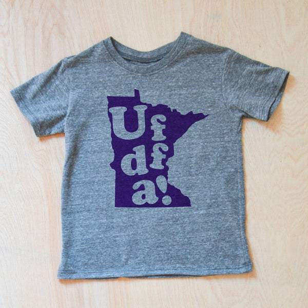 Uffda! T-shirt at Hi Little One