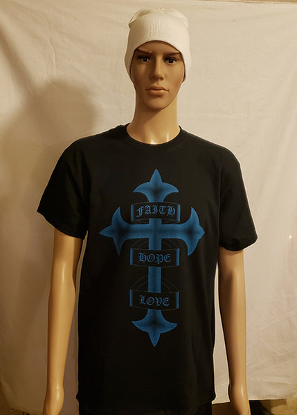 Faith Hope and Love T-shirts