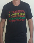 Spread Kindness Everywhere Tri Blends