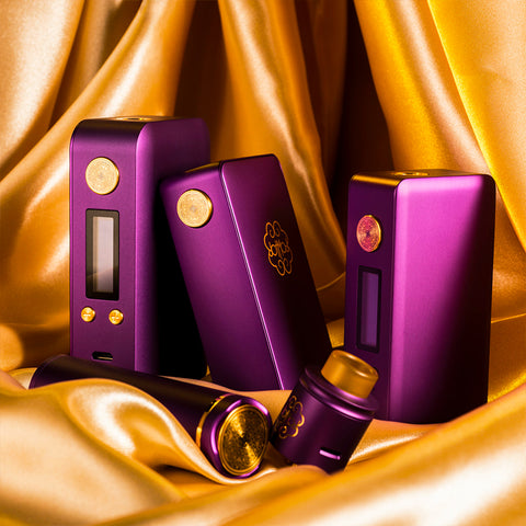 dotmod: ** LIMITED EDITION: PURPLE **