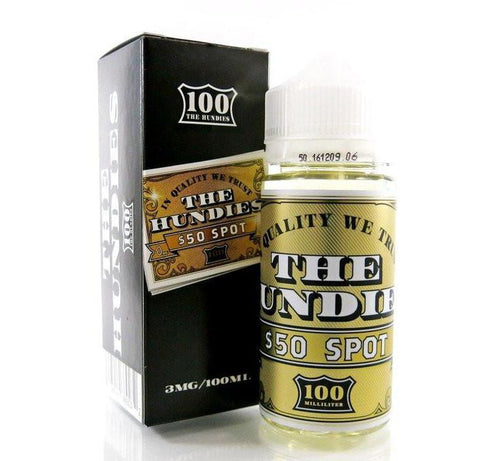 Hundies E-Liquid (100ml)