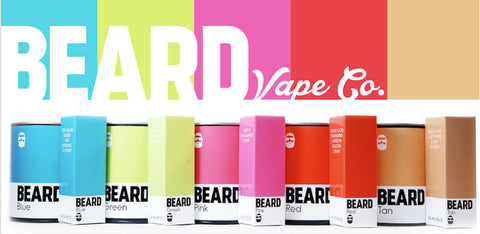 Beard Vape Co. Colors