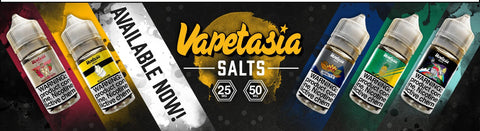 Vapetasia Salts Nicotine Salt E-Liquid 30ML