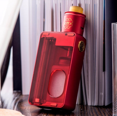 dotSquonk Polycarbonate Door Set by dotmod