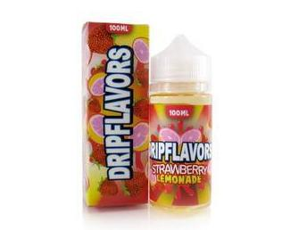 Strawberry Lemonade by Drip Flavors