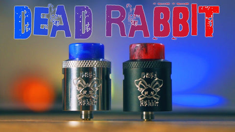 Dead Rabbit RDA by Hell Vape