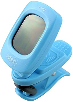MUSEDO T-29G CLIP-ON TUNER BLUE