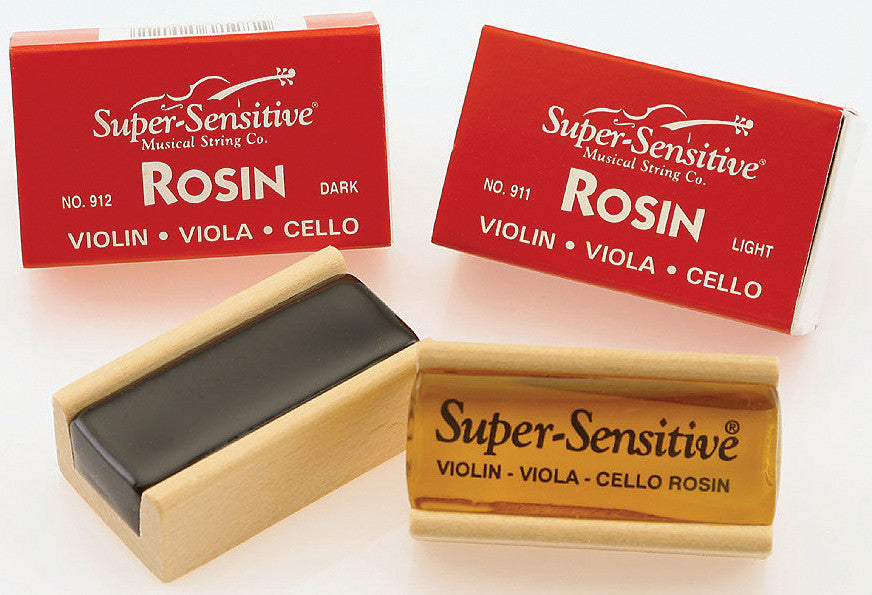 Super-Sensitive Red Label Bow Rosin